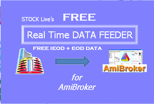 Free Real Time Data Feeder