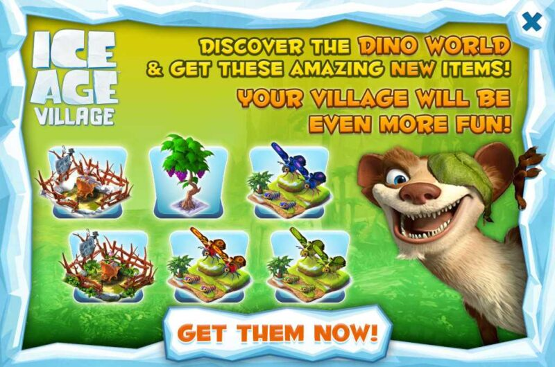 Ice Age Village 2.9.0r Apk 1