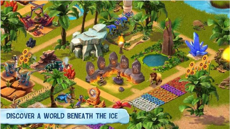 Ice Age Movie Characters Names File Name Ice Age Village