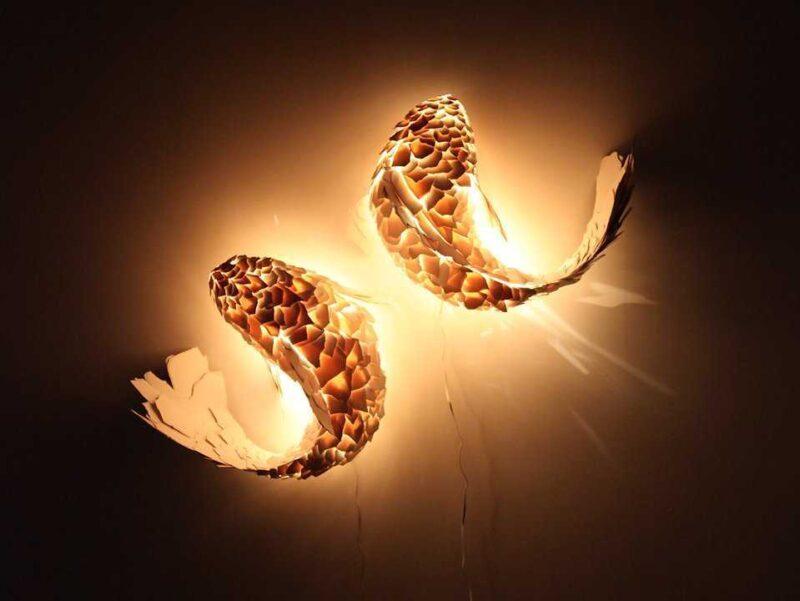 Fish Lamps 1