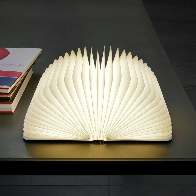 Lumio: Portable Book-Shaped Light