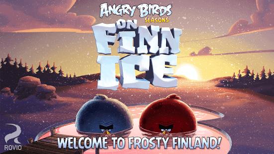 Angry Birds Seasons v4.3.2