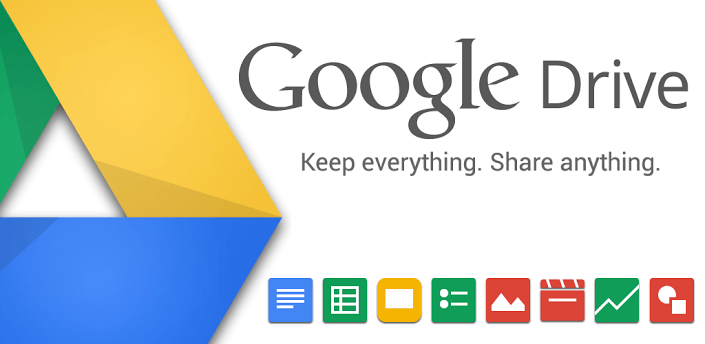 Change the Google Drive default folder