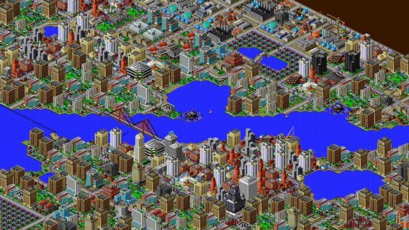 sim-city-2000