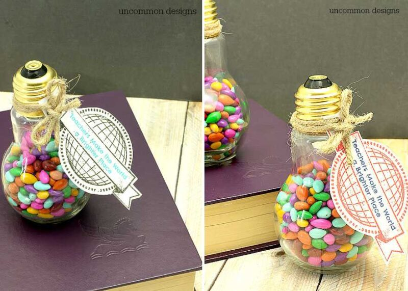 Awesome DIY Ideas For Recycling Old Light Bulbs 2