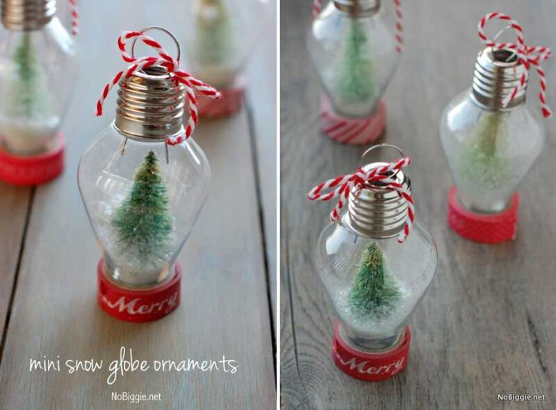 Awesome DIY Ideas For Recycling Old Light Bulbs 3