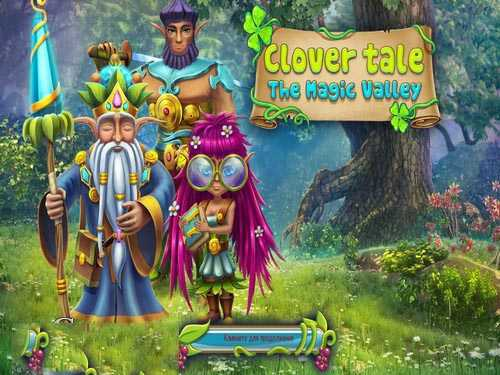 Clover Tale The Magic Valley