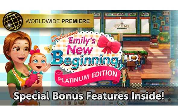 Delicious : Emily's New Beginning SE