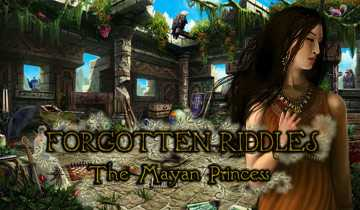 Forgotten Riddles – The Mayan Princess Hidden Object
