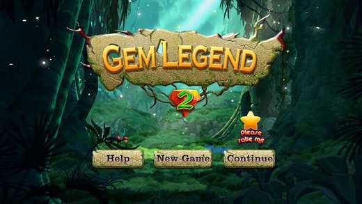 Gem Legend Puzzle game