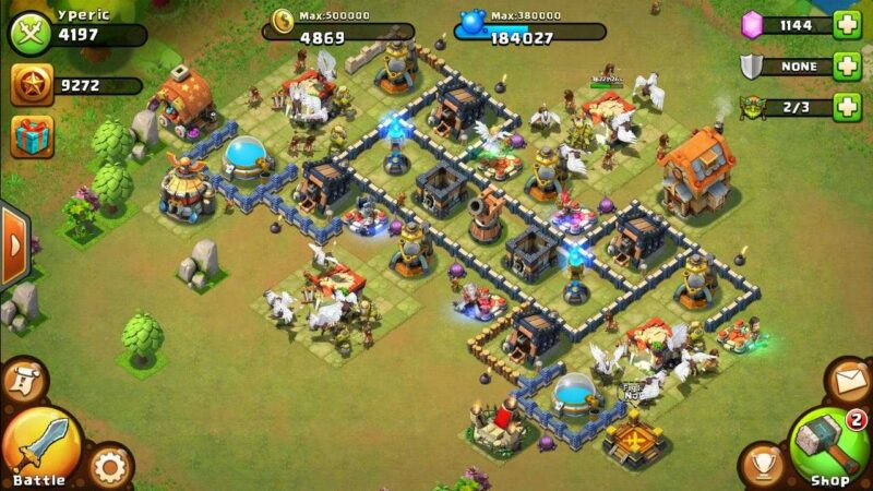 Rich Smart Phone Must Died For This, 7 Best Games to Alternative for Clash of Clans ...