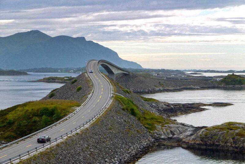 Norway Atlanyic Bridge