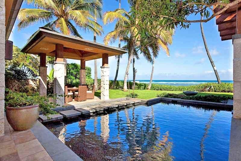 Paradise Cove, Hawaii