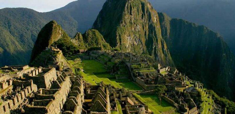 The Summit Of Machu Picchu, Urubamba Valley