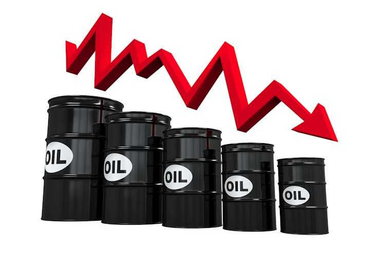 Oil Price Drops