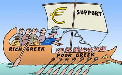 Greece Is Now Just A Political Issue