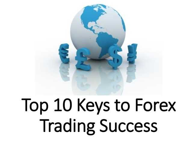 top-10-keys-to-forex-trading-success