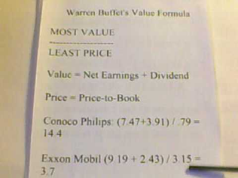 How to Pick Stocks like Warren Buffett 6