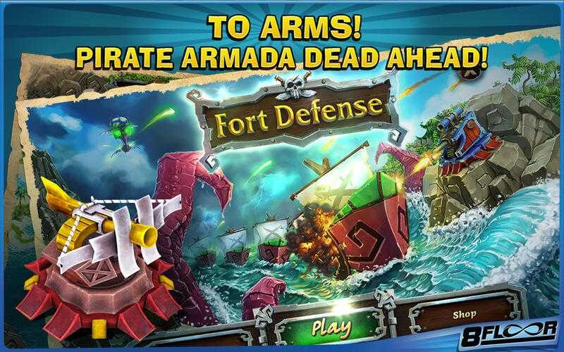 Fort Defense - Tower Defence Game