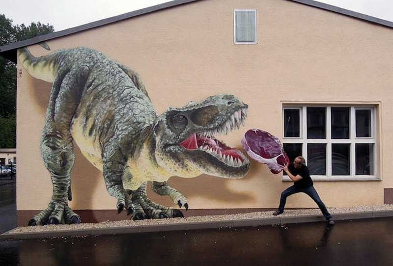 Most Beautiful Of Street Art