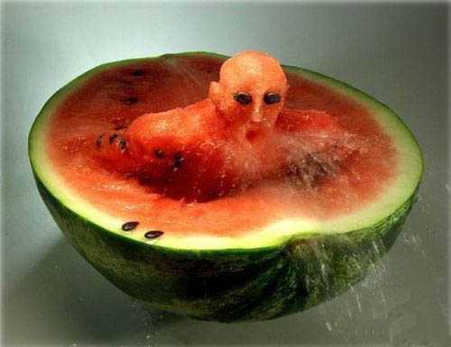 Most Imaginative and Amazing Food Art