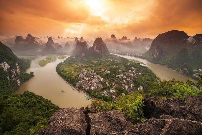 Yangshuo, Xingping, Guangxi Province