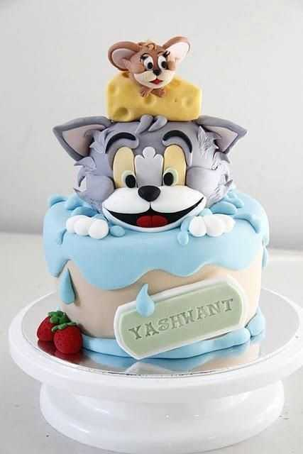 How To Make Birthday Cake Design For Your Childs