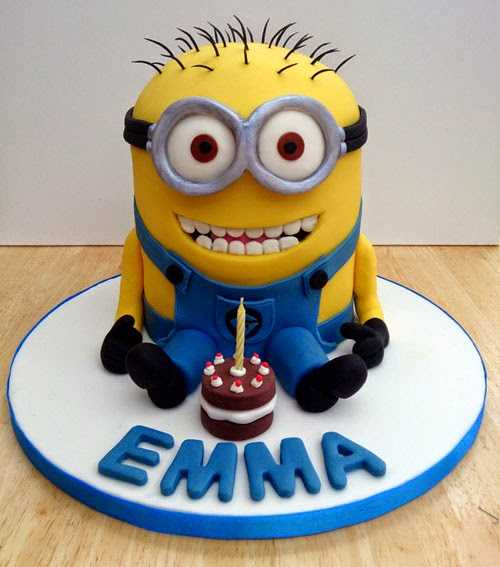 minion-birthday-cake