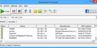 download advanced ip scanner is best ip scanner