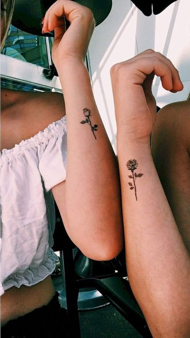 35 Best Friend Tattoos Ideas That Will Inspire You 15