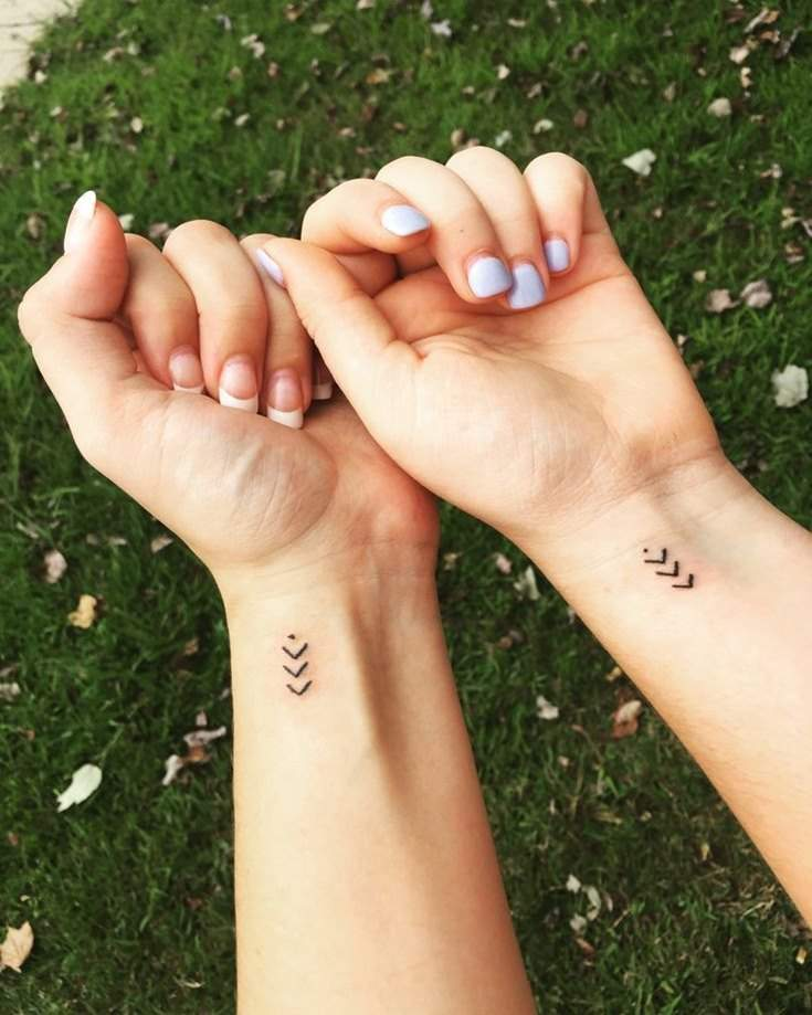 35 Best Friend Tattoos Ideas That Will Inspire You 17