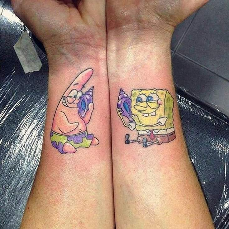 35 Best Friend Tattoos Ideas That Will Inspire You 19