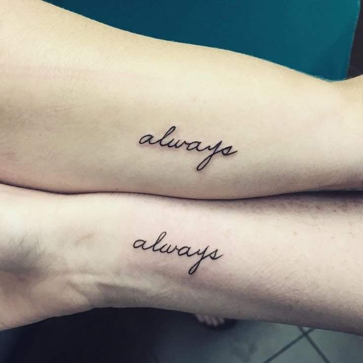 35 Best Friend Tattoos Ideas That Will Inspire You 24