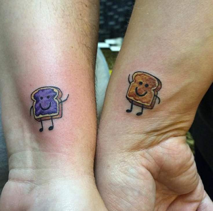 35 Best Friend Tattoos Ideas That Will Inspire You 34