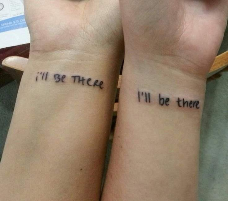 35 Best Friend Tattoos Ideas That Will Inspire You 4
