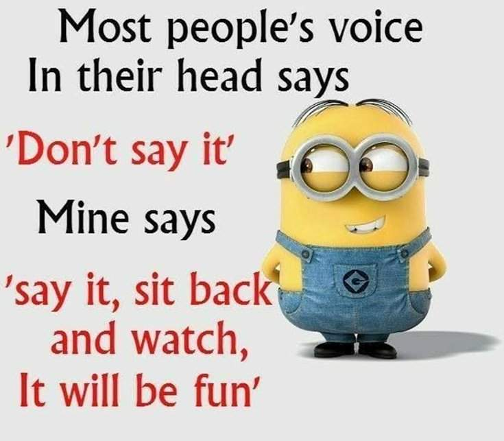 Good Funny despicable me Minions Quotes