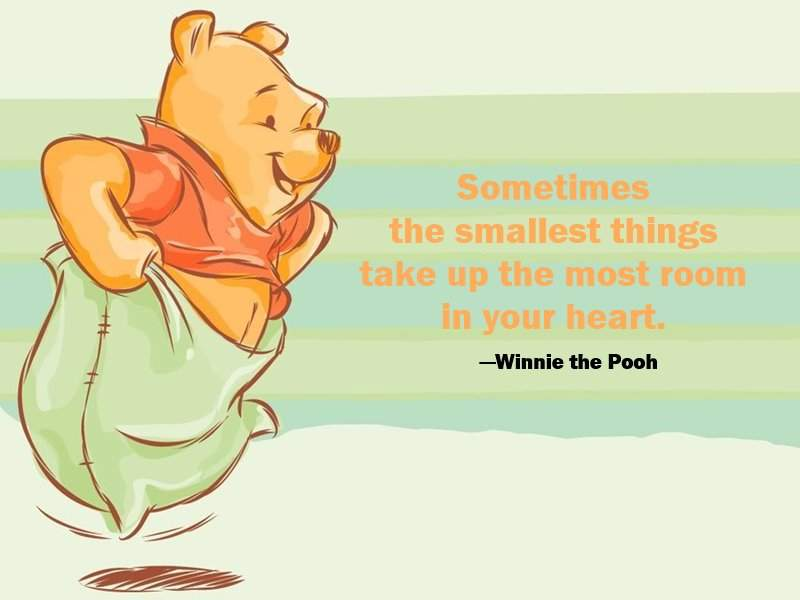 Funny Winnie the Pooh Quote