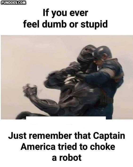 31 Funny Captain America memes 15
