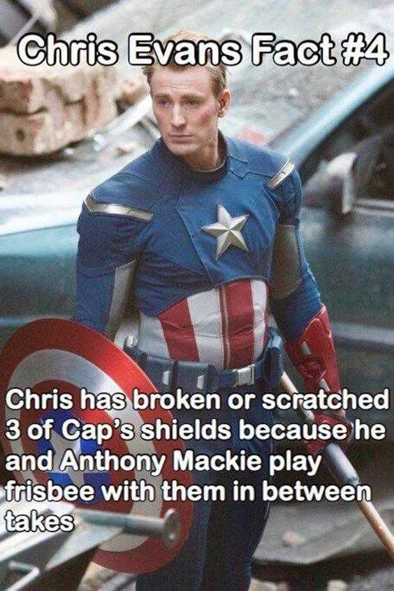 31 Funny Captain America memes 18