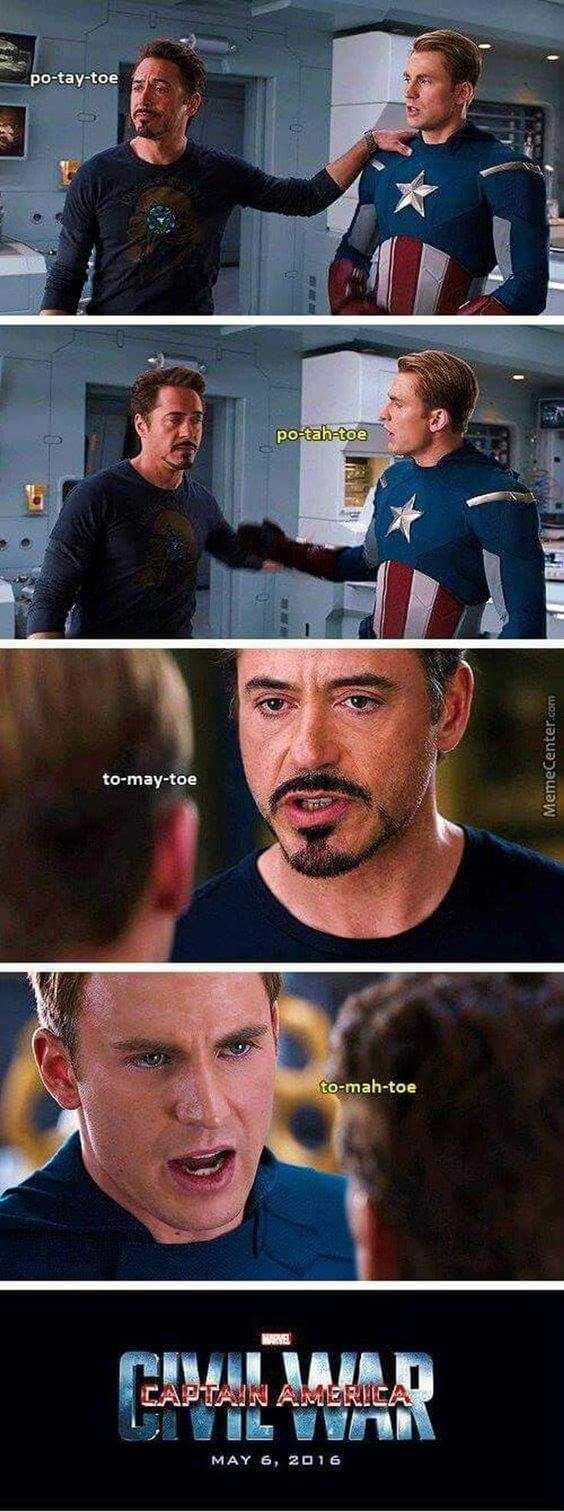 31 Funny Captain America memes 22