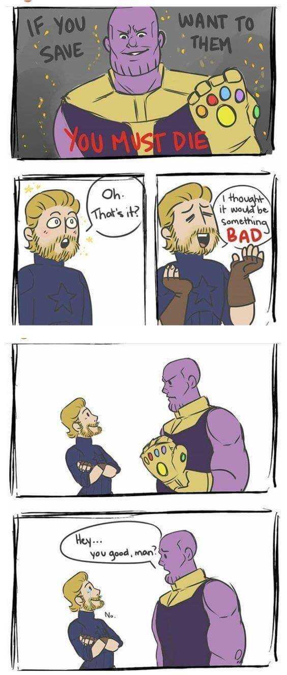 31 Funny Captain America memes 26