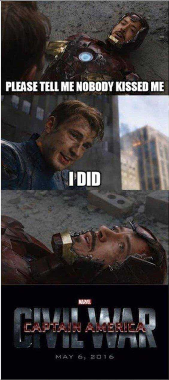 31 Funny Captain America memes 30