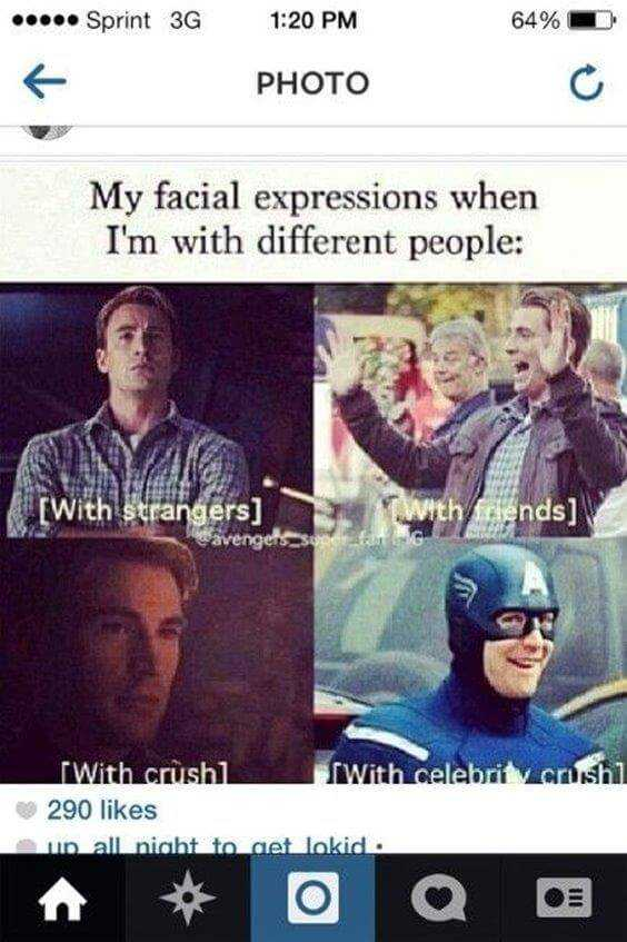 31 Funny Captain America memes 31