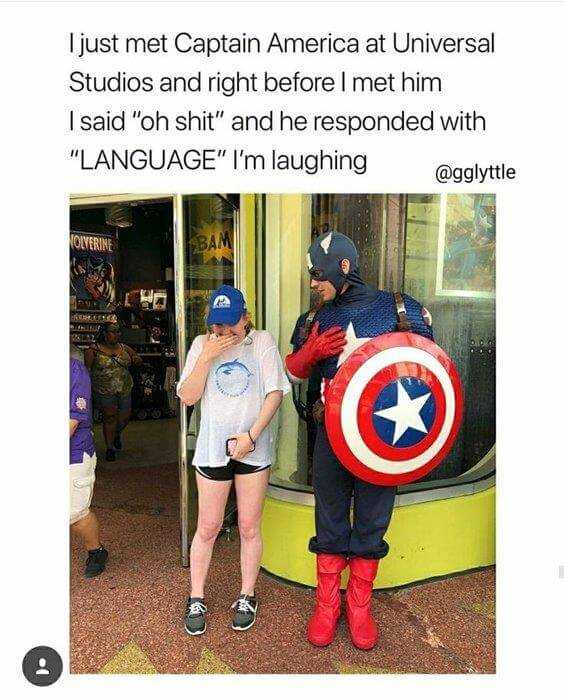 31 Funny Captain America memes 8
