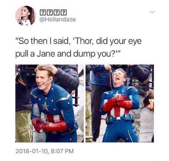 31 Funny Captain America memes 9