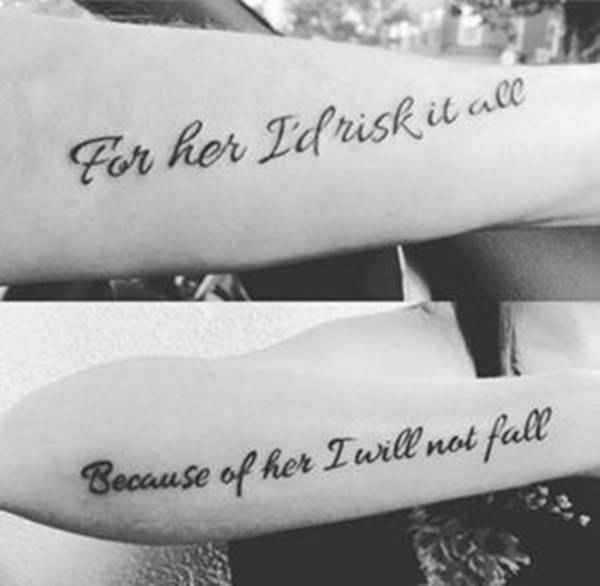 67 Simple Tattoo Ideas That Will Inspire You Quote 46