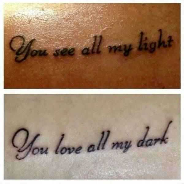67 Simple Tattoo Ideas That Will Inspire You Quote 53