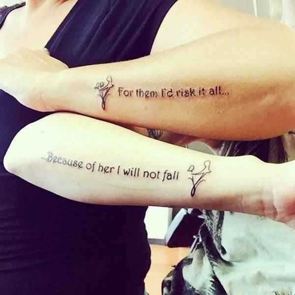 67 Simple Tattoo Ideas That Will Inspire You Quote 60