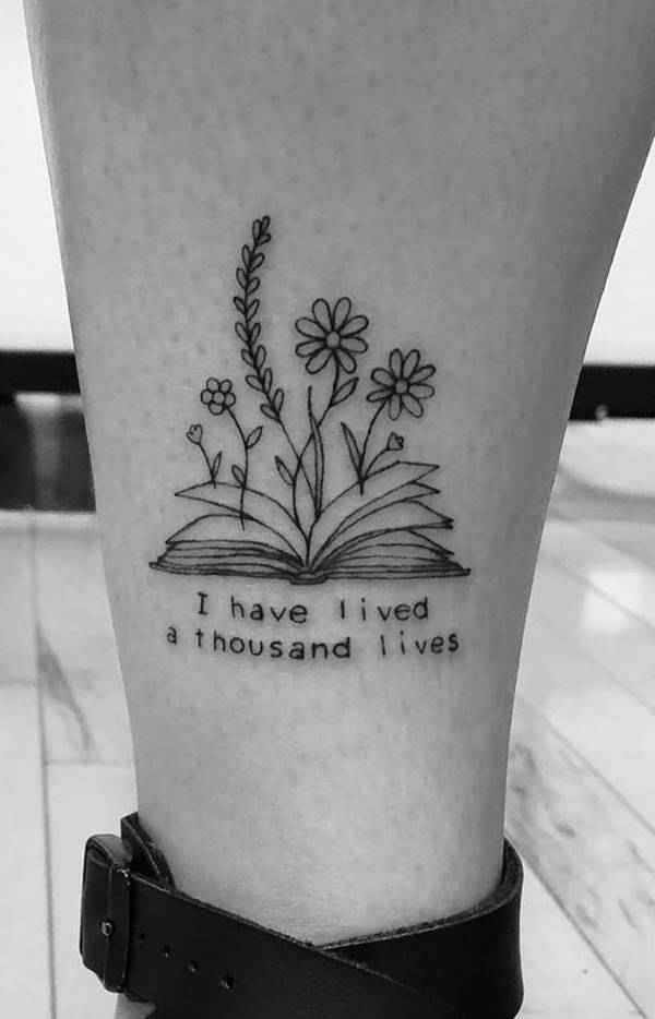 67 Simple Tattoo Ideas That Will Inspire You Quote 64