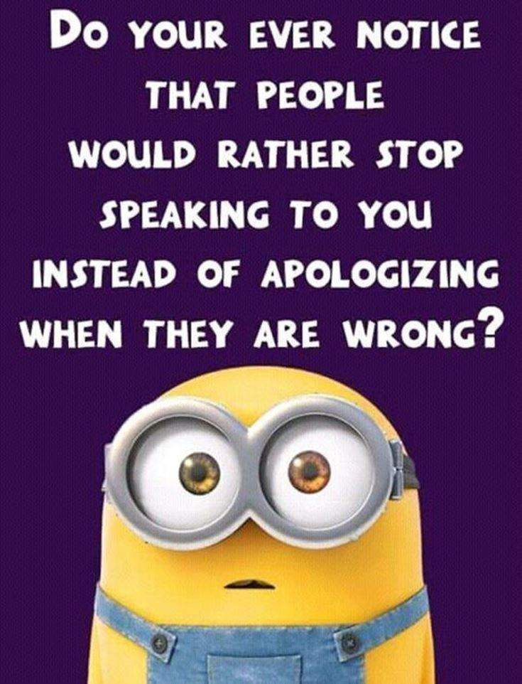 Funny Minions Quotes of the Week 34